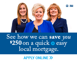$250 off local mortgage