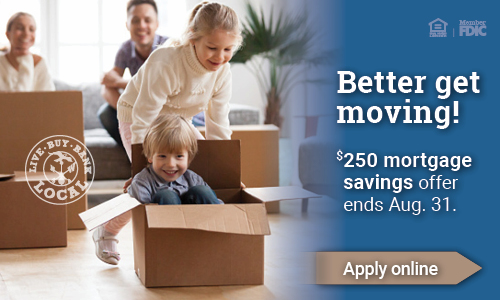 $250 Off Mortgage