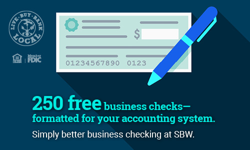 SBW Commercial Checking