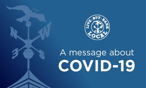 COVID-19 Banner Image